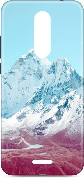 KVOICE Back Cover for Micromax Selfie 3
