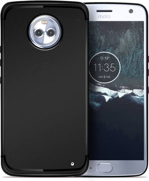 Knotyy Back Cover for Motorola Moto X4