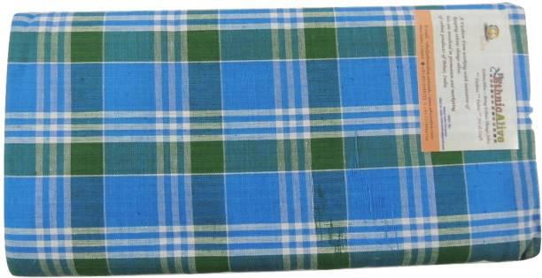 EthnicAlive Checkered Multicolor Lungi