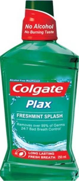 Colgate Plax Mouthwash - Fresh Mint