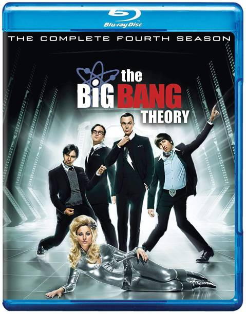 The Big Bang Theory: The Complete Season 4 (2-Disc Box Set)