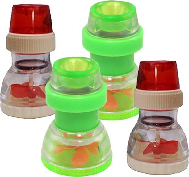 Aryshaa Bathroom Sprinker Tap Shower Multi color ( Pack of 4 Pcs ) Shower Head