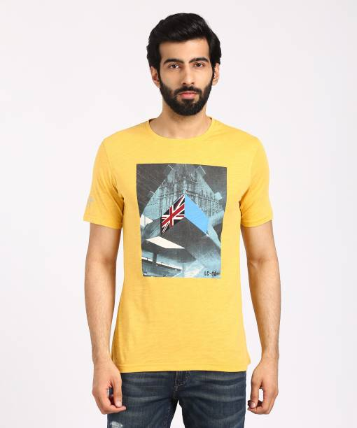Lee Cooper Tshirts - Buy Lee Cooper Tshirts Online at Best Prices In ... 044d0eb75132