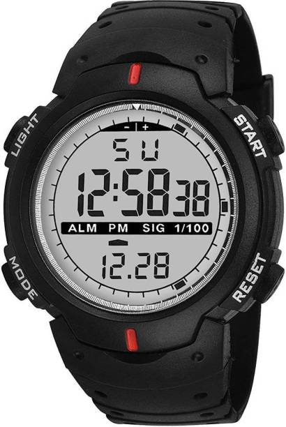 8b5683b9b8fcfa Factor FR-G546-CHRONO Factor Chronograph Style Sports Water Resistance  Original Black Collection Watch