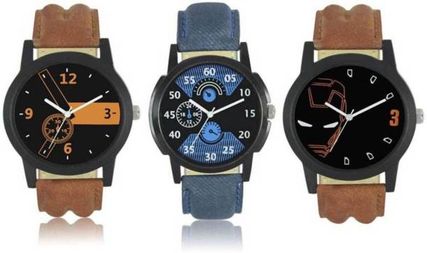 561bb0976c3 OffersSpecial Price. dzire fashion SPECIAL ROUND ANALOGUE DIAL DESIGNER  WATCH BOYS WATCH Watch - For Boys