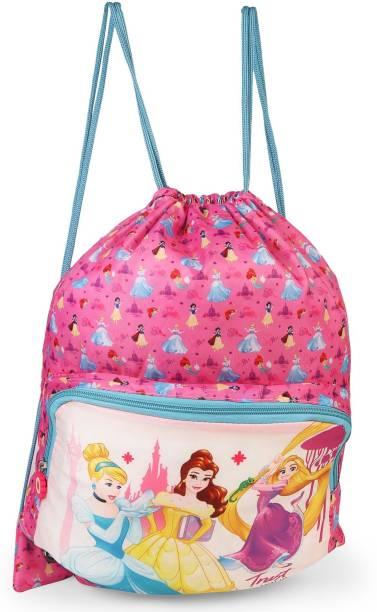 776830ca70 Disney Princess Drawstring Bag School Bag