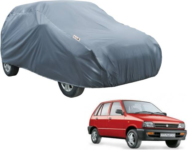 Fit Fly Car Cover For Maruti Suzuki 800 (Without Mirror Pockets)