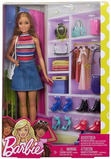 BARBIE Doll or Shoe Blonde