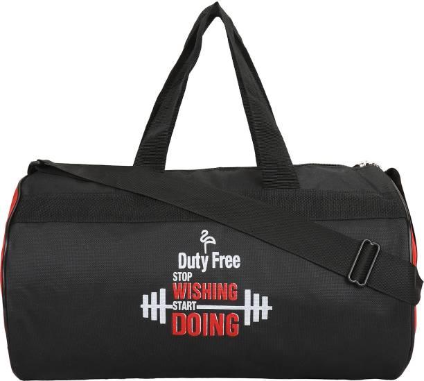 Duty Free 20 Liter Clic Duffle Bag Gym Travel Duffel