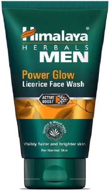 HIMALAYA POWER GLOW Licorice  (100 ml) Face Wash