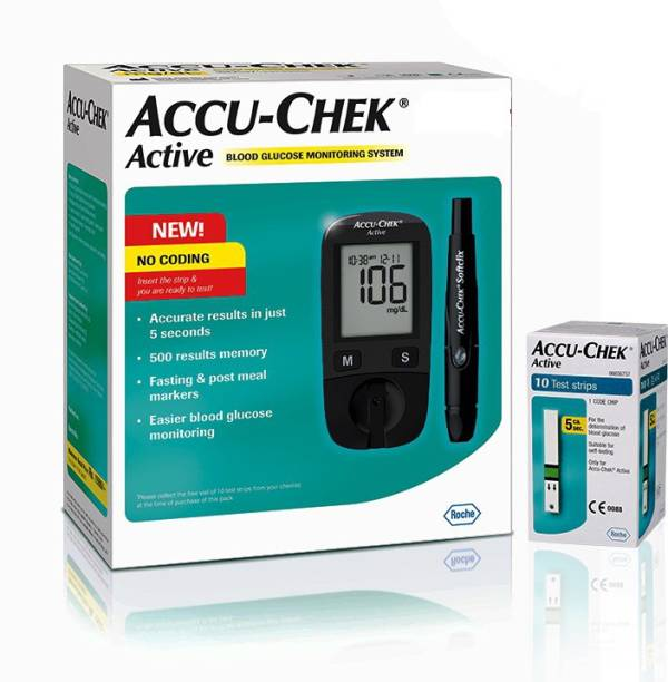 Glucometers - Buy Glucometers Online at Best Prices In India