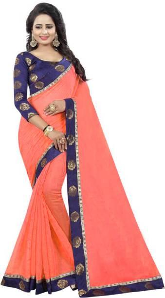 Fashion Surat Woven Chanderi Silk Saree