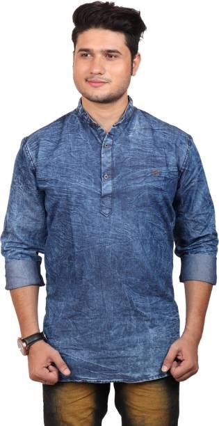 beebb2178217 Denim Casual Party Wear Shirts - Buy Denim Casual Party Wear Shirts ...