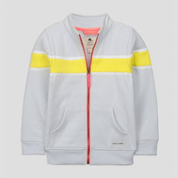 dbbdf1b20f6 Cherry Crumble California Full Sleeve Colorblock Boy s   Girl s Sweatshirt