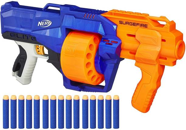 Nerf N-Strike Elite Surge Fire Guns & Darts