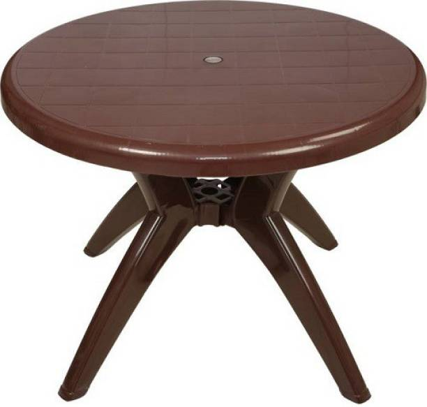 Supreme Marina for Home & Garden Plastic 4 Seater Dining Table