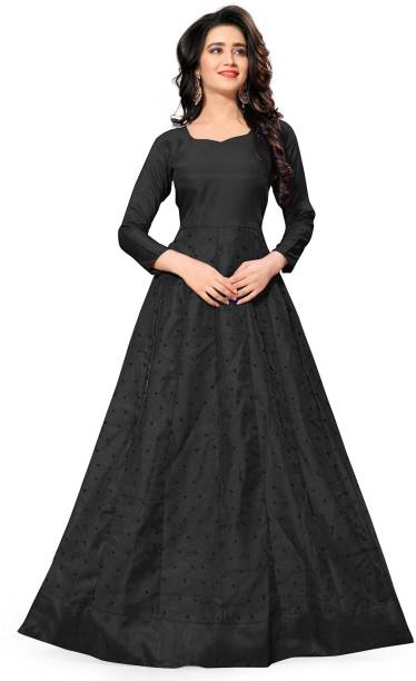 aafc80d071 Maxi Long Gowns - Buy Maxi Long Gowns Online at Best Prices In India ...