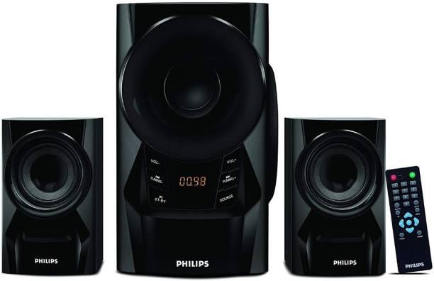 06848221d Philips IN-MMS6080B 94 2.1 Channel Multimedia Speakers 2.1 Home Cinema