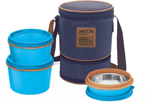 MILTON Flexi 3 Containers Lunch Box