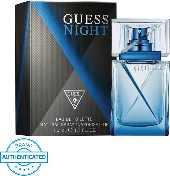 GUESS Night Eau de Toilette  -  50 ml