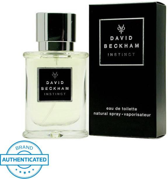 DAVID BECKHAM Instinct Eau de Toilette  -  75 ml