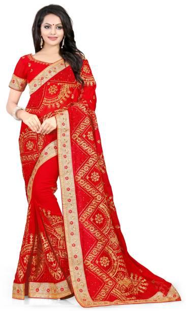 9366e4387aa037 Geet Fashion Solution Sarees - Buy Geet Fashion Solution Sarees ...