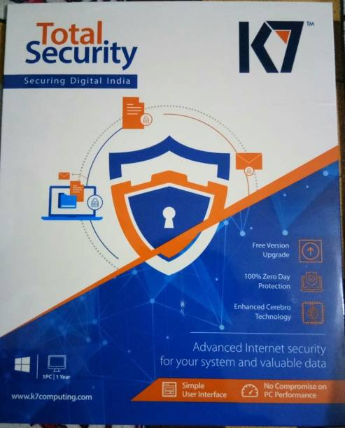 total security Total Security 1.0 User 1 Year