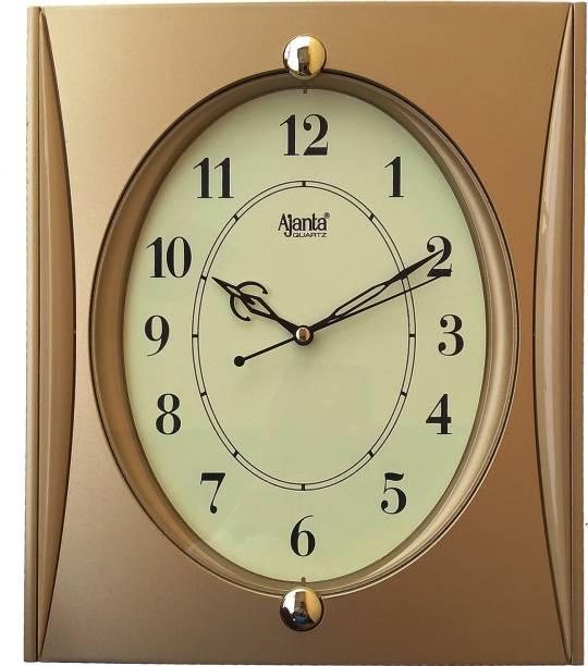 AJANTA Analog 28 cm X 24 cm Wall Clock
