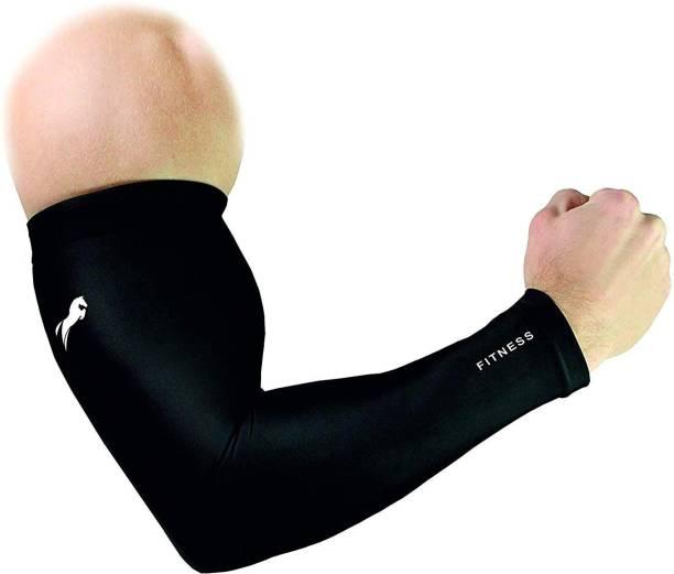 Just Rider Nylon Arm Sleeve For Men & Women
