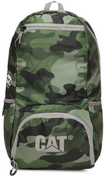 d1c014d59f4b CAT UrbanMountaineer Plata Polyester 21 Liters Woodland Camo 21 L Backpack