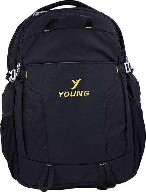 Young Backpack For 18 Inch Black 4 5 L