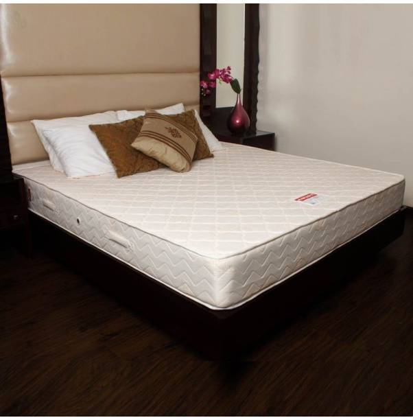 COIRFIT Health Spa Active Orthopaedic 6 inch King High Resilience (HR) Foam Mattress