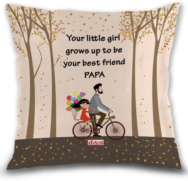 Bakhand Art & Gifts Printed Cushions Cover
