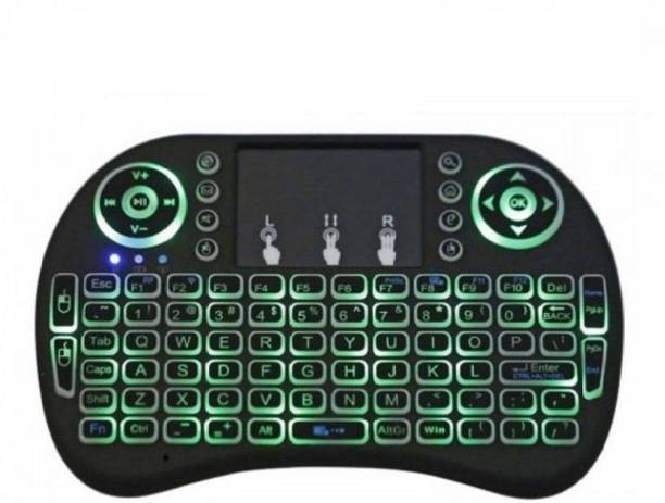 AltiCare Premium Quality Mini Keyboard and Touchpad Mouse With Backlight Bluetooth, Wireless Multi-device Keyboard