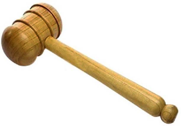 Aurion knocking-hammer Wooden Bat Mallet