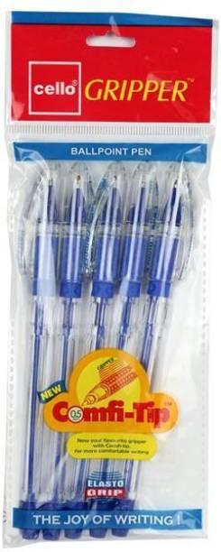 cello Gripper-1 Blue Ball Pen