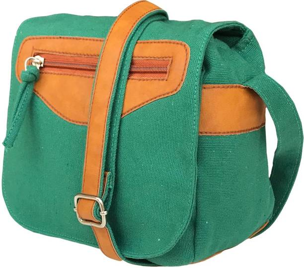 d8f4c27652 Tan Sling Bags - Buy Tan Sling Bags Online at Best Prices In India ...