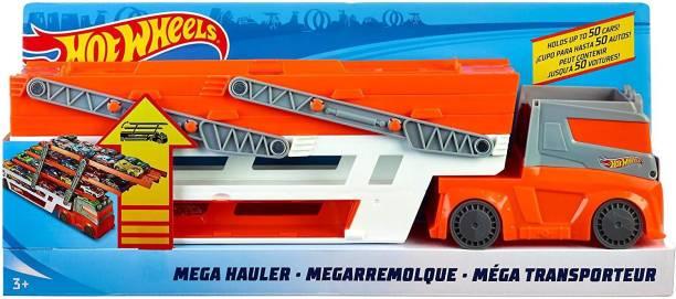 HOT WHEELS Mega Hauler 50th Anniv Edition