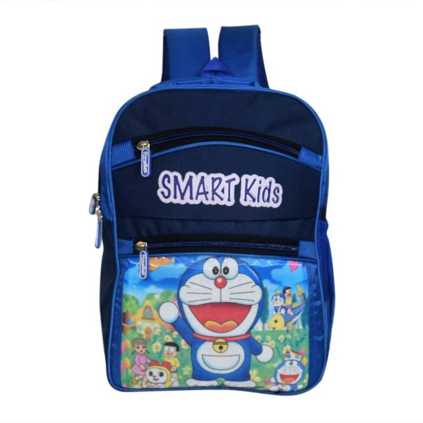 561a5ac97548 AARIP Smarts Kids Doremon Waterproof School Bag