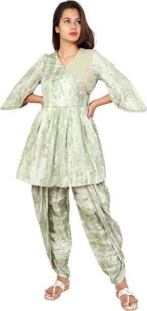 b1028fddb Kurta And Dhoti Pant Set Womens Clothing - Buy Kurta And Dhoti Pant ...