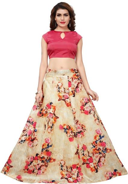 58f10db33e Indo Western Look Lehenga Cholis - Buy Indo Western Look Lehenga ...