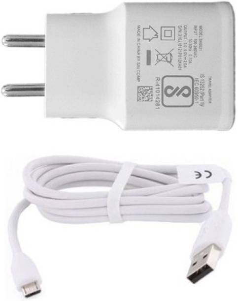 vivo Wall Charger Accessory Combo for Vivo Y11, Vivo V5 Plus, Vivo V3, Vivo V7, V7+, V9, V9 Youth, Vivo Y69, Vivo V5, Vivo V1, Vivo V1 max Vivo V3 max, Vivo V5s, Vivo Y53, Vivo Y21, Vivo V3, Vivo Y15, Vivo Y31L, All android phones