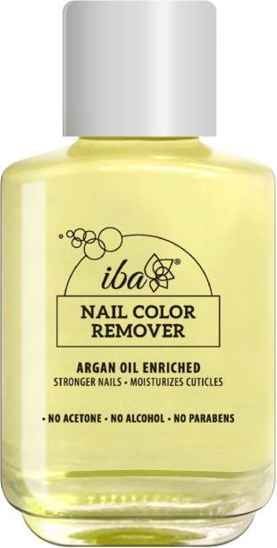 IBA Breathable Argan Oil Enriched Nail Color Remover