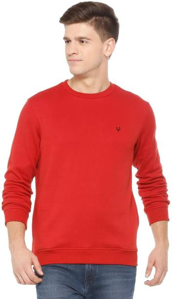 453bf5fbea0 Allen Solly Sweatshirts - Buy Allen Solly Sweatshirts Online at Best ...