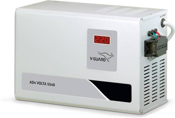V-Guard AD4 Volta 5540 for 1.5 Ton A.C (150- 290V) Voltage Stabilizer