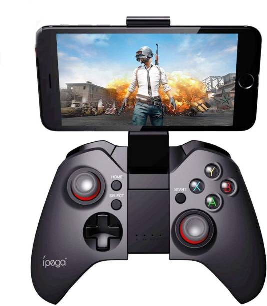 IPEGA PG-9037 Wireless Bluetooth 3.0 Joystick Gamepad Controller 6 Inch Telescopic Holder for Android