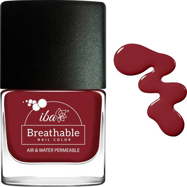 IBA Breathable Nail Color - Argan Oil Enriched Very Berry
