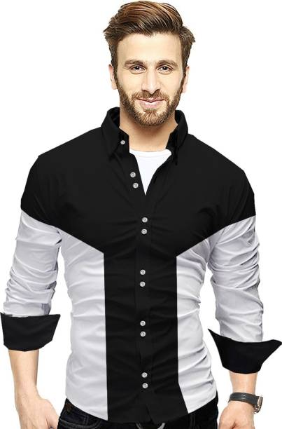 White Shirts - Buy White Shirts Online at Best Prices In India ... 214e37d98d68