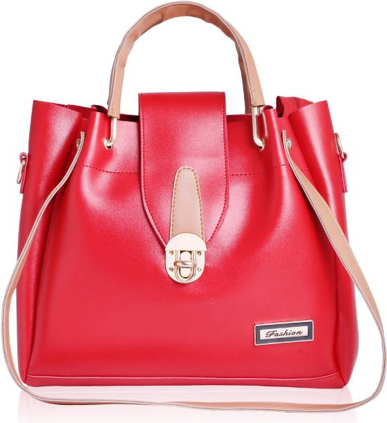 03a65007c06 Classic Fashion Women Evening/Party, Casual, Formal, Sports Red PU Sling Bag