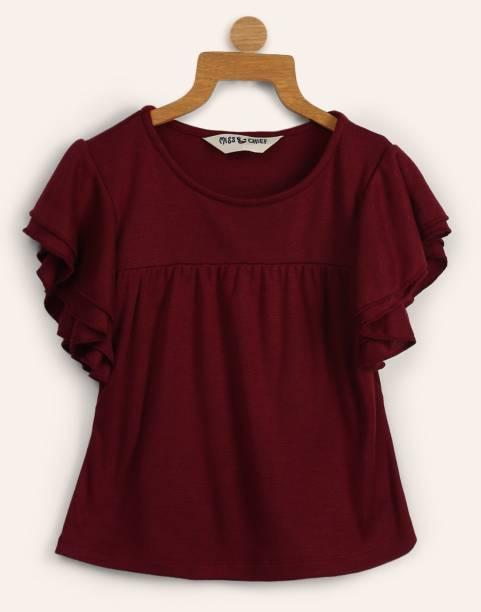 94f115b5ee5c Girls Kids T-Shirts and Tops Online Store Flipkart.com
